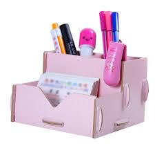 office supplies storage box file pen pencil holder stand desk