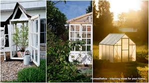 home greenhouse plans 72 free diy greenhouse plans to build right now