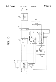 patent us5956218 earth leakage circuit breaker with automatic