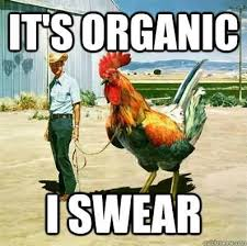 Organic Meme - it s organic i swear chicken meme golfian com