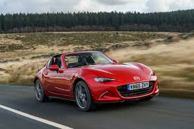 mazda uk 2017 mazda mx 5 rf 2 0 160 uk first drive review autocar