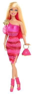 hot pink dress fashionista doll hot pink dress toys