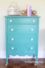worldly u201d green dresser guest post country chic paint