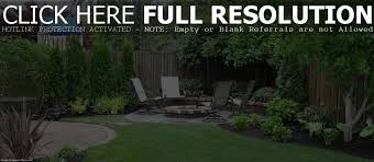 Small Backyard Landscaping by Backyard Best Ideas About Small Backyard Landscaping