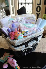 baby shower baskets made baby shower gifts confessions of a serial do it yourselfer