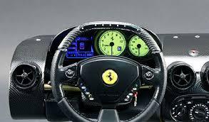 enzo steering wheel gmp 1 6 enzo instrument panel diecast zone
