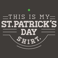 this is my st patrick u0027s day shirt t shirt snorgtees