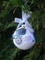 yule tree ornaments runes wiccan witch by witchstore on etsy