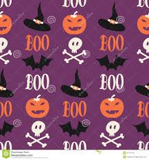 free cute halloween background cute halloween pattern background
