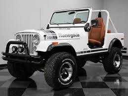 1980 jeep wrangler sale white 1980 jeep cj 7 for sale mcg marketplace