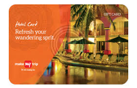 hotel gift card makemytrip hotel gift card