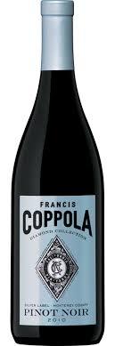 francis coppola diamond collection 2012 francis coppola diamond collection silver label pinot noir by