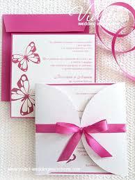 wedding invitations handmade butterflies wedding invitation violet handmade wedding