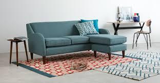 furniture home classic italian designer blue velvet sofa 4 1new