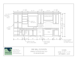 Wet Bar Floor Plans by Transforming A 1980 U0027s Home Tuscan Blue Design