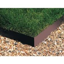 Metal Flower Bed Edging Best 25 Steel Garden Edging Ideas On Pinterest Steel Edging