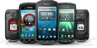 Rugged Phone Verizon Rugged Phones From Kyocera