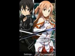 wallpaper android sao download sao live wallpaper gallery