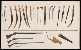 Ottoman Weapons A Collection Of Weapons Anonymous Artist V A Search The