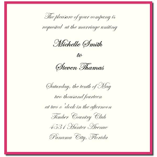 wedding invitation wording for already married wedding reception invitation wording sles only from and