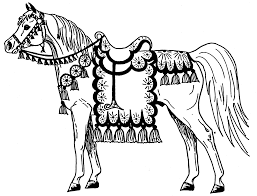 arabian horse coloring pages with shimosoku biz