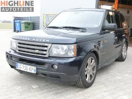 land rover lr3 lifted used land rover range rover sport hoods for sale