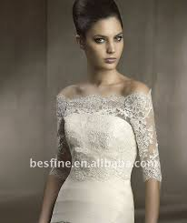 la114 ivory bridal bolero lace jacket ideas for your wedding