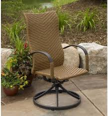 Resin Wicker Rocking Chair Patio And Outdoor Furniture Ideas And Examples Founterior