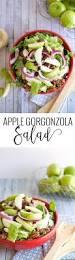 apple gorgonzola salad bucca di beppo copy cat recipe oh so