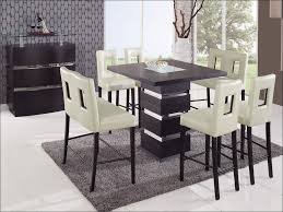 kitchen black kitchen table set counter height dining room sets