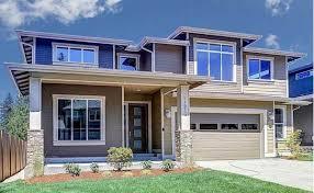 contemporary home design plans contemporary house plan 5 bedrooms 4 bath 3249 sq ft plan 36 101