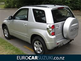 suzuki grand vitara 3 door manual demo save 2 790 2017