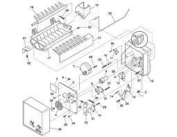 refrigerators parts frigidaire parts