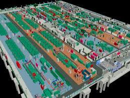 factory layout design autocad 3d plant layout design software microgenesis cadsoft pvt ltd