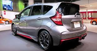 nissan micra nismo 2017 2017 nissan note e power nismo is green and at the same time