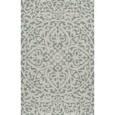 Gray Green Rug Outdoor Rugs Rugs The Home Depot