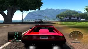 ferrari 308 gts tdu2 test drive hd youtube
