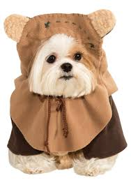 Ewok Halloween Costume Baby Star Wars Ewok Costumes Kids U0026 Dogs Halloweencostumes
