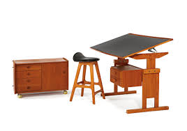 Drafting Table Stools by Peter U0027s Auction Picks Of The Day June 25th Los Angeles Modern