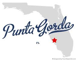punta gorda fl map map of punta gorda fl florida