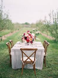 table and chair rentals denver a vintage affair events rentals planning denver co