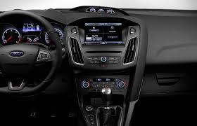 ford focus diesel 2015 ford focus st gets better handling updated style and a