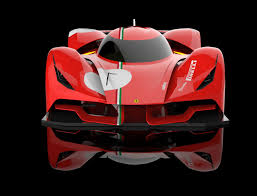 ferrari art futuristic ferrari le mans prototype renderings are sensational