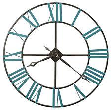 st clair wall clock 36