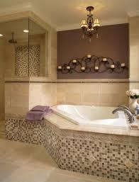 Corner Tub Bathroom Ideas Colors Drop In Corner Tub Tile Surround Shower Master Bed Bath