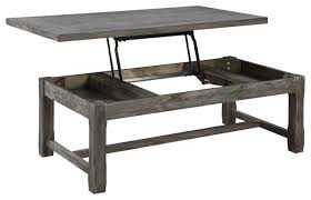 Grey Wood Coffee Table Rustic Coffee Tables Houzz