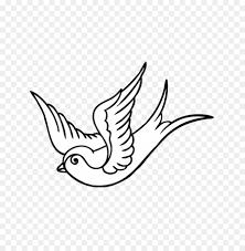 Avaler tatouage Colombe Dessin livre de Coloriage  Seul Dieu Peut