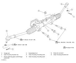 nissan altima motor mount 3 5l disconnect steering gear spline from steering coulum