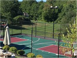 backyards compact multisport court backyardcourt backyard