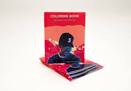 coloring book chance chance the rapper coloring book on saic portfolios